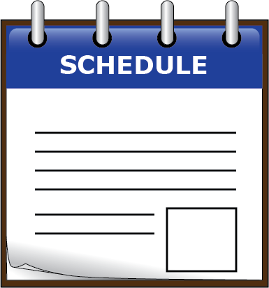 Image result for schedule image